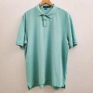Polo Ralph Lauren Classic Fit Mesh Polo Shirt M13